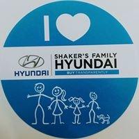 Shaker's Family Hyundai