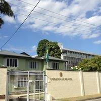 Embaixada do Brasil em Port of Spain