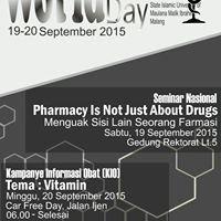 World Pharmacist Day 2015