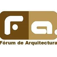 Fórum de Arquitectura ULA