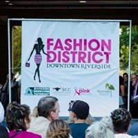 Fashion District Downtown Riverside