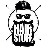 HairStuff - бриолин, помада для волос, воск для усов