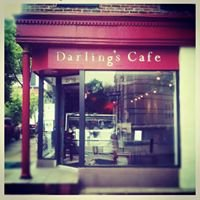 Darlings Cafe and Famous Cheesecake