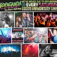 Propaganda Leeds Advance Tickets