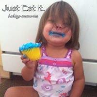 Just Eat It Cake Art