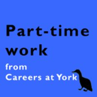 Part-time jobs at York
