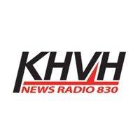 NewsRadio 830 KHVH Hawaii