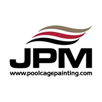 JPM Pool Cage Painting