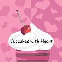 Cupcakes With Heart by Cyndi Luongo