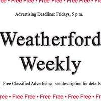 Weatherford Weekly