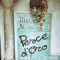 """Ristorante """"Al Pesce d'Oro"""" - Amalfi"""