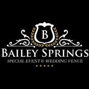 Bailey Springs Venue