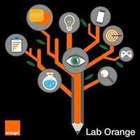Lab Orange