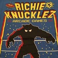 Richie Knucklez Arcade Games