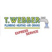 T.Webber Plumbing, Heating, Air & Electric