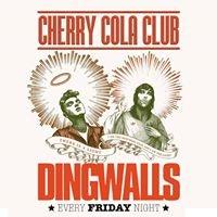 Cherry Cola Club Night