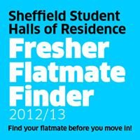 Sheffield Hallam University Flatmates Finder 2012/13