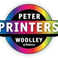Peter Woolley Printers, Didsbury