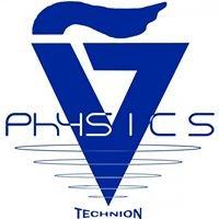 Technion-Physics, טכניון-פיזיקה
