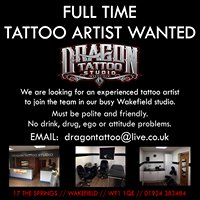 Dragon Tattoo Studio - Wakefield