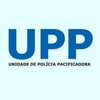 Unidade de Polícia Pacificadora - UPP