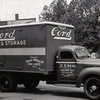 Cord Moving & Storage