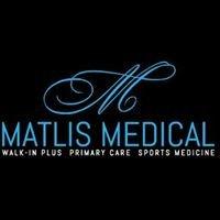 Matlis Medical, Urgent Walk In Clinic, Sports Medicine Clinic