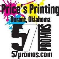 Price's Printing and Promotional Items