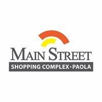 Main Street Shopping Complex, Paola