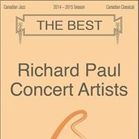 Richard Paul Concert Artists