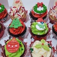 Cupcakes on Coolamine