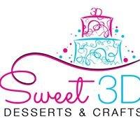 Sweet 3D Desserts & Crafts