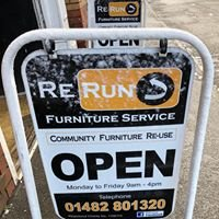 Rerun furniture