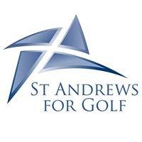 St Andrews for Golf