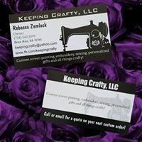 Keeping Crafty, LLC