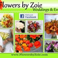 Flowers by Zoie Weddings & Events