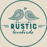 Rustic Lovebirds- Event styling + Prop Hire