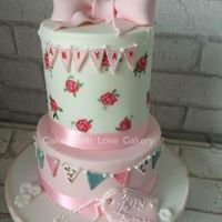 Caked with Love Cakery