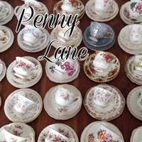Penny Lane Vintage China Hire