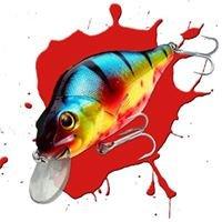 Smartbaits Color Changing Fishing Lures