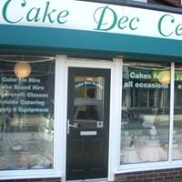 Cake dec centre