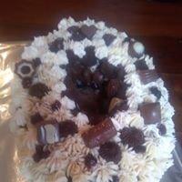 Amanda's Smiley Cakes
