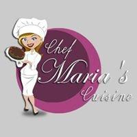 Chef Maria's cuisine