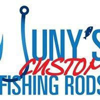 Juny's Custom Fishing Rods