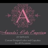 Amanda's Cake Emporium - Bendigo