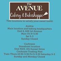 The Avenue Cakery & Bakeshoppe