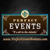 Perfect Events Vintage Rentals