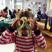 POP-UP-PLAY Leeds a project of Scrap creative reuse arts project
