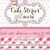 Cake Stories and more