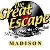 The Great Escape DVDs, Records & Comics Madison